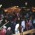 25.11.2005: Weihnachts-Singen